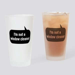 IT Crowd - I'm not a window cleaner Drinking Glass