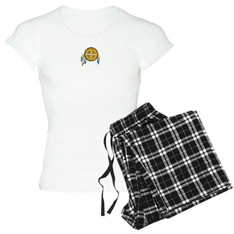 Native American Culture Women's Light Pajamas