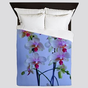 twin stems Queen Duvet