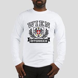 Wien Osterreich Long Sleeve T-Shirt