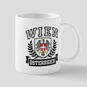 Wien Osterreich Mug