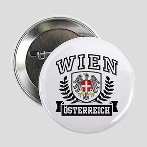 """Wien Osterreich 2.25"""" Button"""
