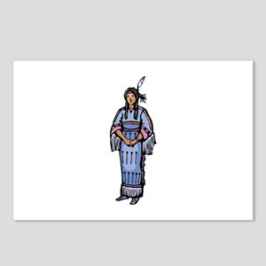 Native American Culture Postcards (Package of 8)