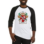 Crothers Coat of Arms Baseball Jersey