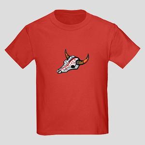 Native American Culture Kids Dark T-Shirt