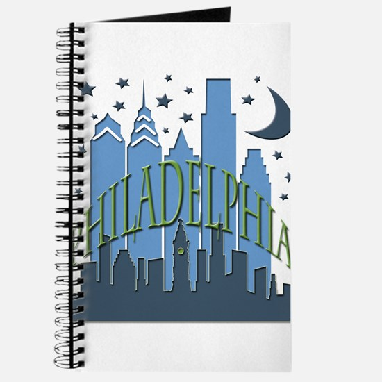 Philly Skyline cool Journal