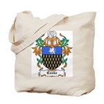 Cooke Coat of Arms Tote Bag
