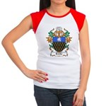 Cooke Coat of Arms Women's Cap Sleeve T-Shirt