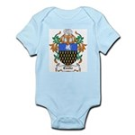Cooke Coat of Arms Infant Creeper