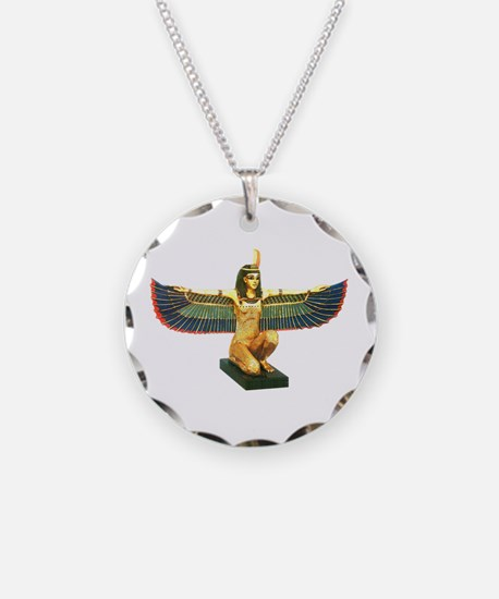Winged Maat Necklace