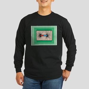 Physics Long Sleeve Dark T-Shirt