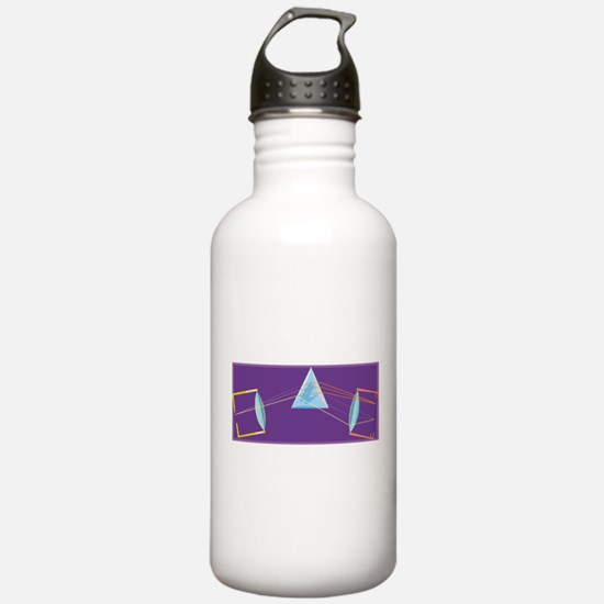 Physics Water Bottle