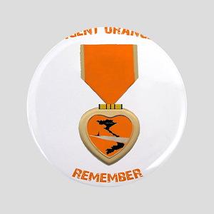 """Agent Orange 3.5"""" Button"""