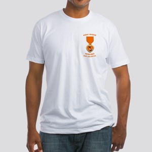 Agent Orange Fitted T-Shirt