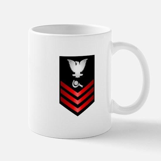 Navy Machinery Repairman First Class Mug