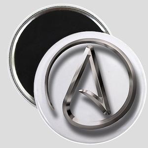 International Atheism Symbol Magnet
