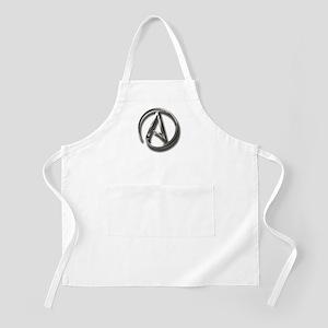 International Atheism Symbol Apron
