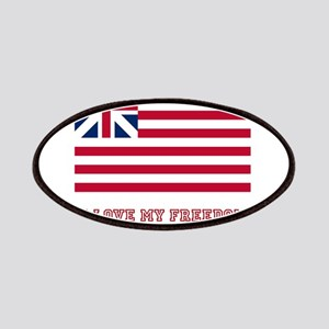 The Flag of Great Union Patches