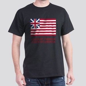 The Flag of Great Union Dark T-Shirt