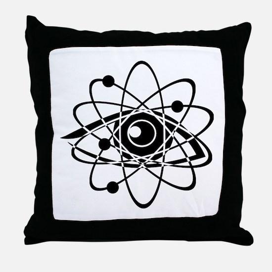 Chemistry Throw Pillow