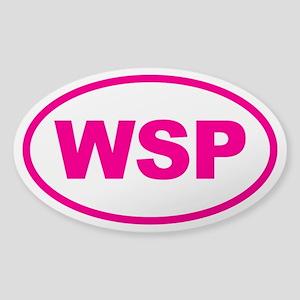Weird Stinky People Sticker