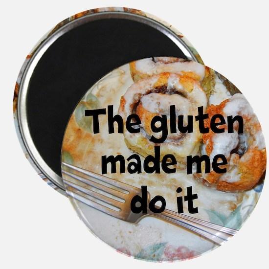 Blame the Gluten Magnet