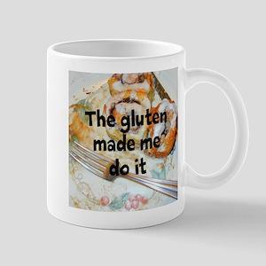Blame the Gluten Mug