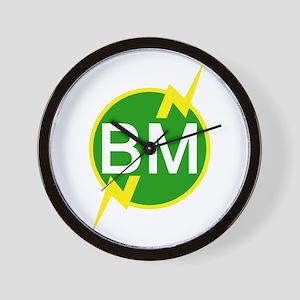 BM Dupree Wall Clock