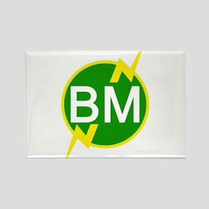 BM Dupree Rectangle Magnet