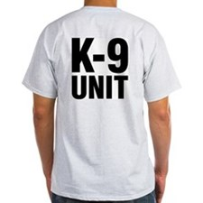 K-9 Dog Handler T-Shirt
