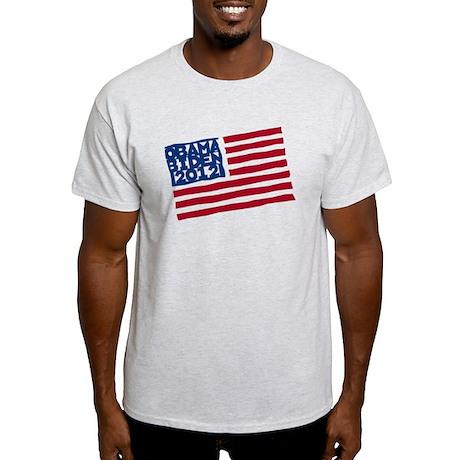 Obama Biden 2012 Light T-Shirt