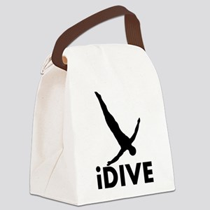 iDive Diving Canvas Lunch Bag