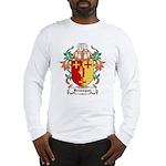 Branagan Coat of Arms Long Sleeve T-Shirt