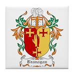 Branagan Coat of Arms Tile Coaster