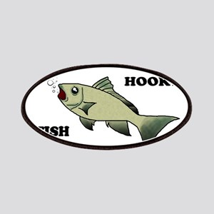 Hang Up Your Hook Patches