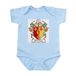 Branagan Coat of Arms Infant Creeper