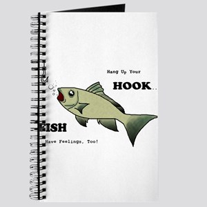 Hang Up Your Hook Journal