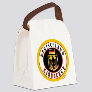 Germany Hockey(Deutschland) Canvas Lunch Bag