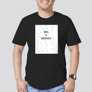 for fun Men's Fitted T-Shirt (dark)