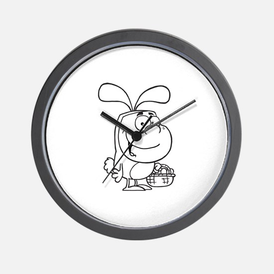 Easter Wall Clock