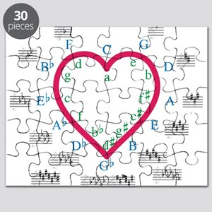 The Heart of Fifths Puzzle