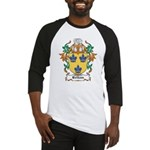 Betham Coat of Arms Baseball Jersey