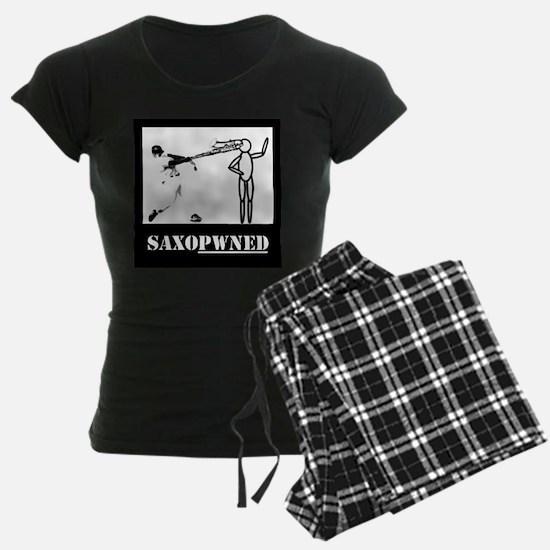 Saxopwned! Pajamas