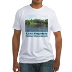 Lake Singletary Fitted T-Shirt