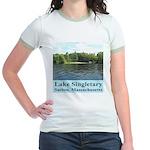 Lake Singletary Jr. Ringer T-Shirt