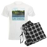 Lake Singletary Men's Light Pajamas