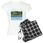 Lake Singletary Women's Light Pajamas