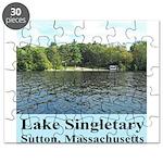 Lake Singletary Puzzle