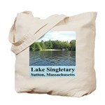 Lake Singletary Tote Bag