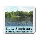 Lake Singletary Mousepad